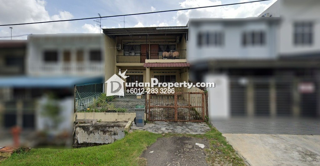 Terrace House For Sale at Taman Sri Tebrau, Johor Bahru