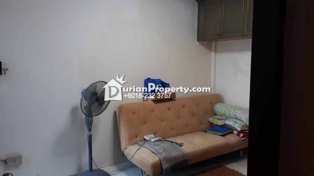 Apartment For Rent at Taman Dato Ahmad Razali, Ampang
