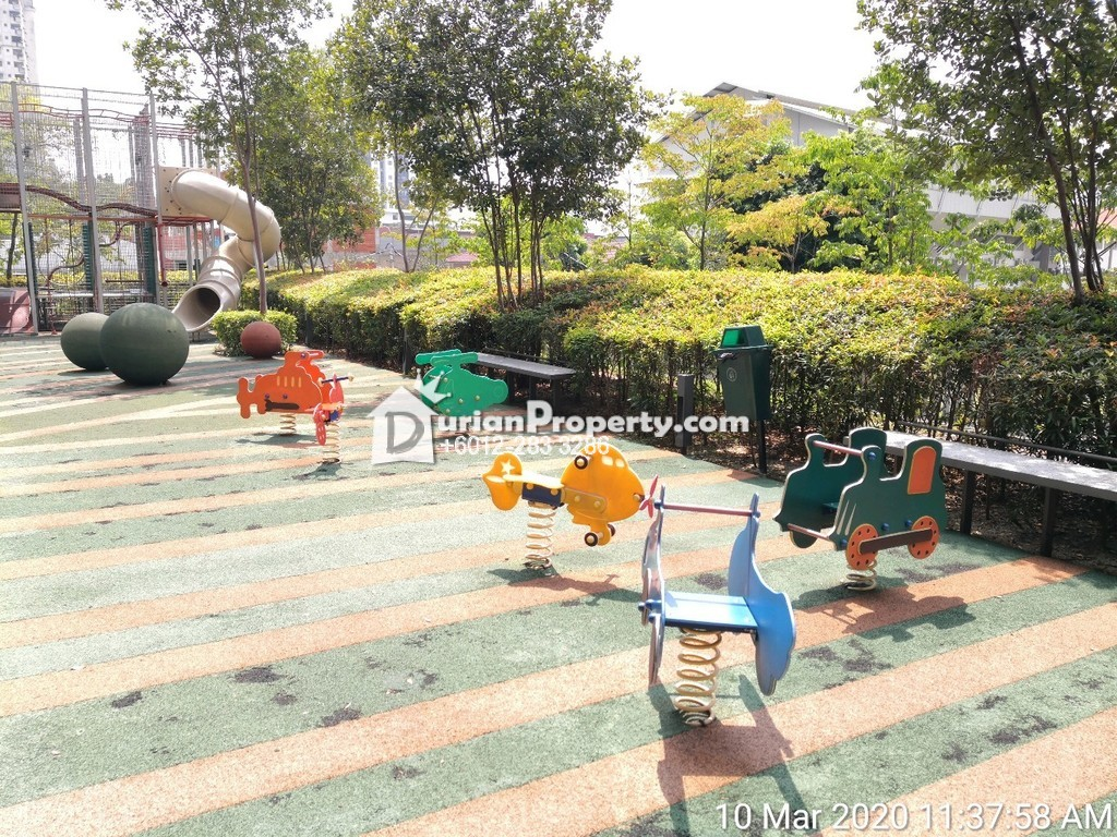 Apartment For Auction at The Capers, Sentul