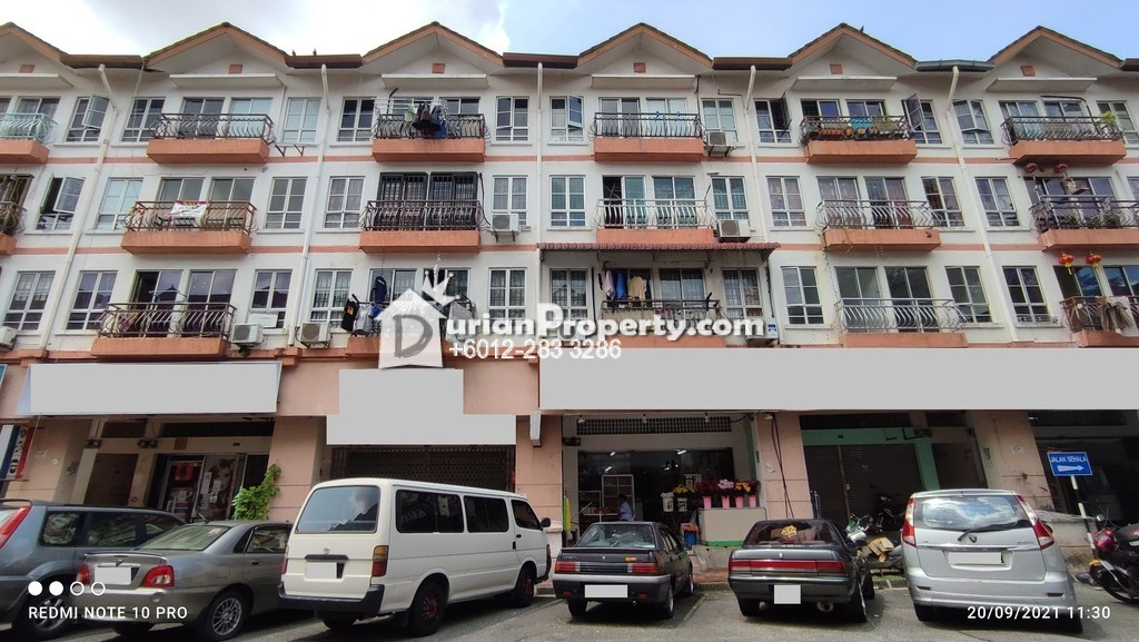 Apartment For Auction at Park Avenue (Tampoi Indah), Johor Bahru