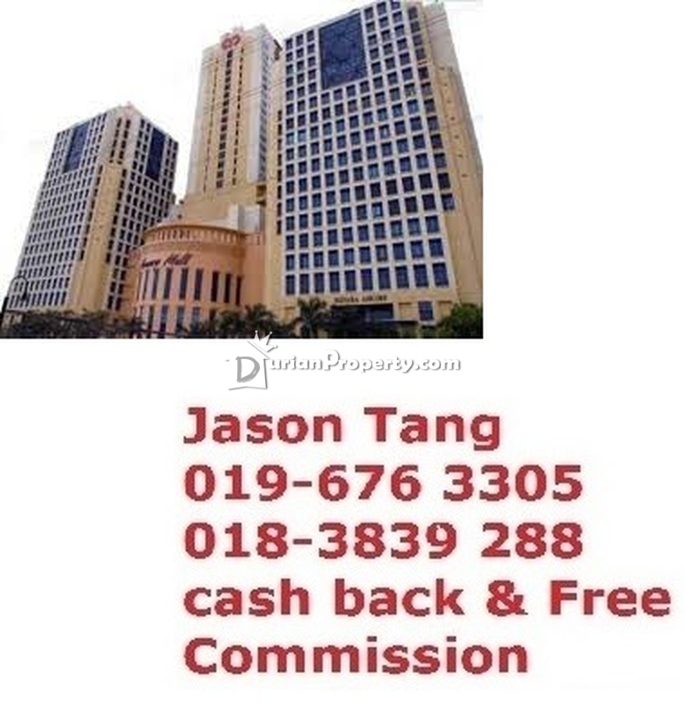 Retail Space For Auction at Amcorp Mall, PJ State