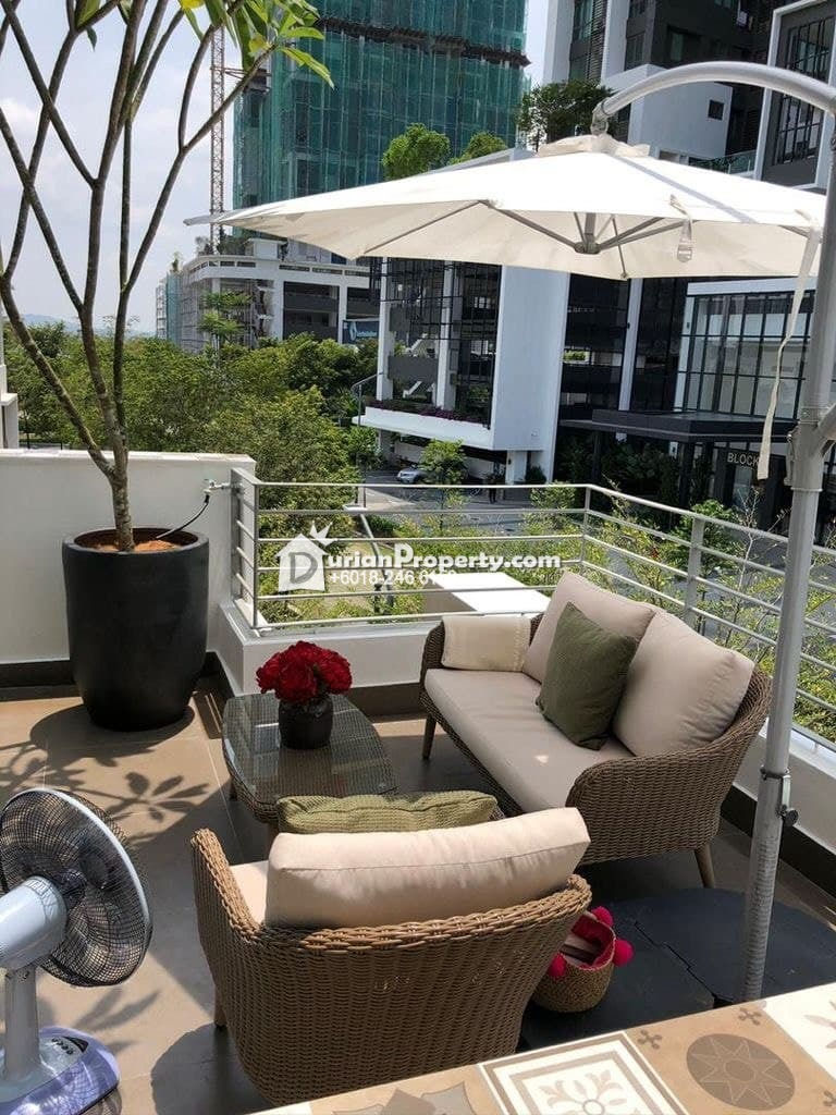 Terrace House For Sale at Lake Point Residences, Cyberjaya