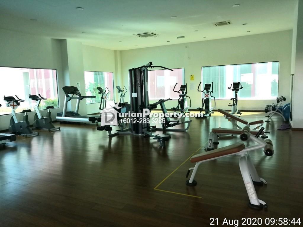 Apartment For Auction at Jentayu Residensi, Johor Bahru