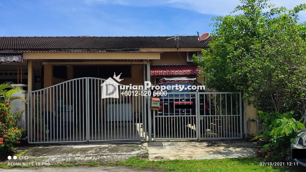 Terrace House For Auction at Taman Fountain, Kuantan