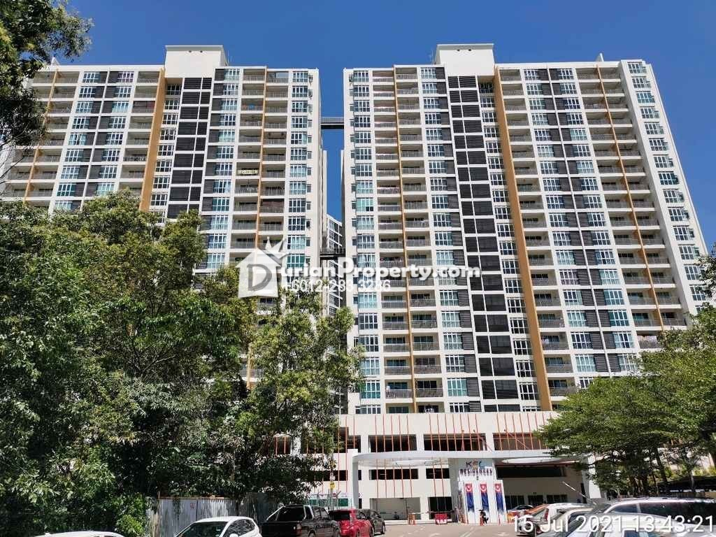 Apartment For Auction at KSL Residences @ Daya, Johor Bahru