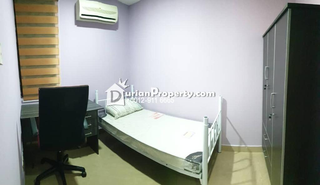 Semi D For Rent at Bandar Bukit Tinggi 2, Klang