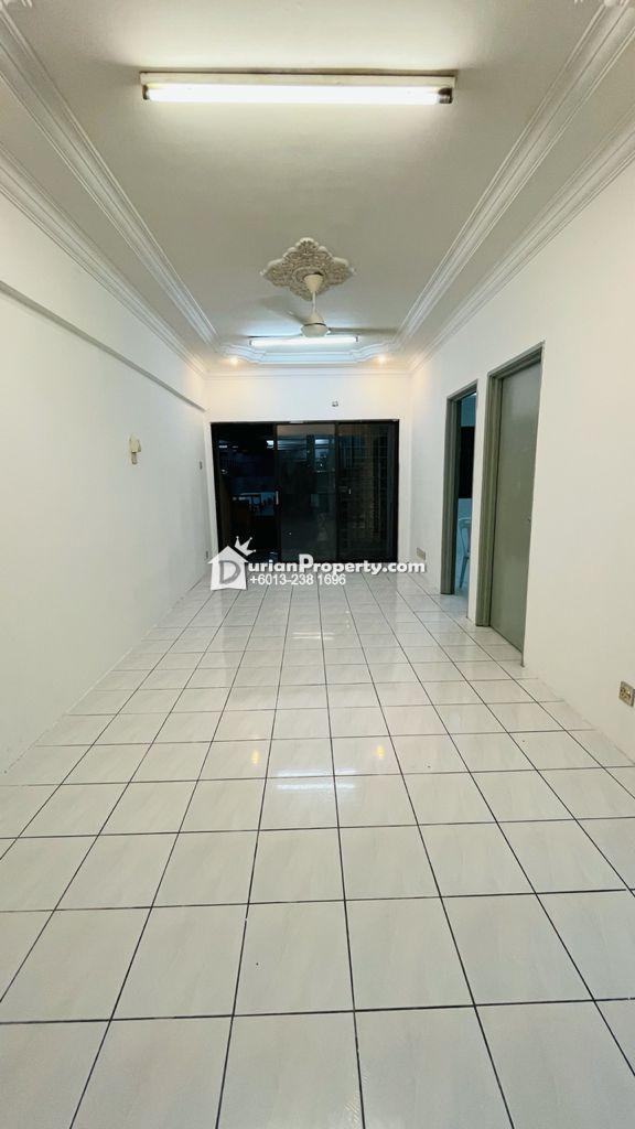 Apartment For Rent at Perdana Apartment, Shah Alam