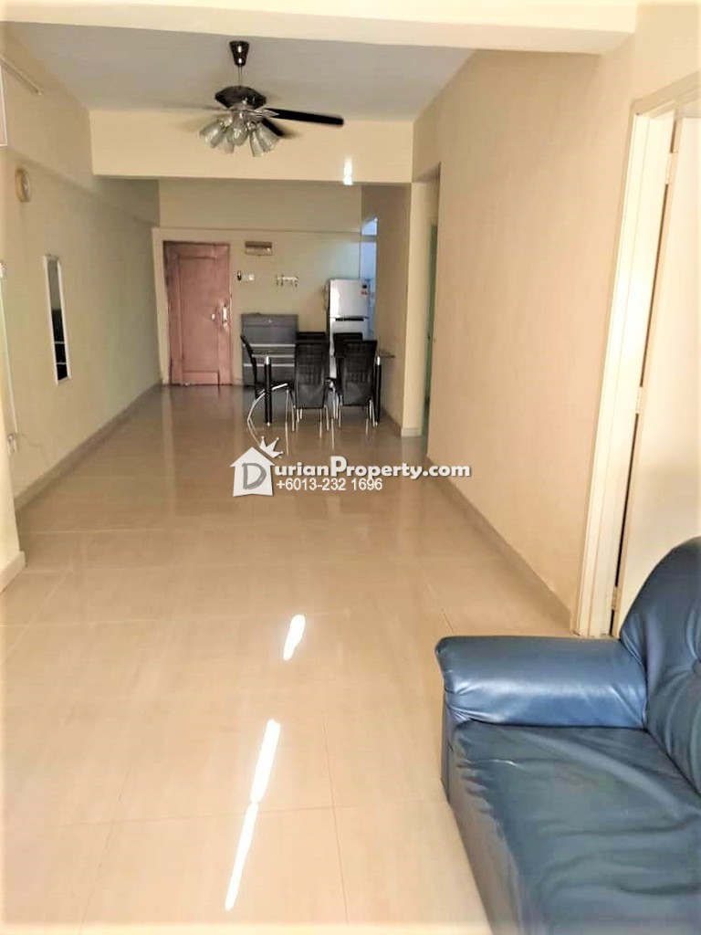 Apartment For Rent at Kepong Central Condominium, Kepong