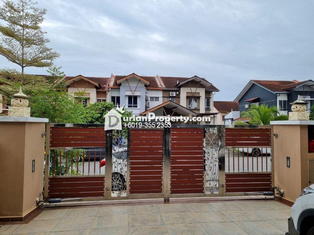 Terrace House For Sale at Sunway Kayangan, Shah Alam
