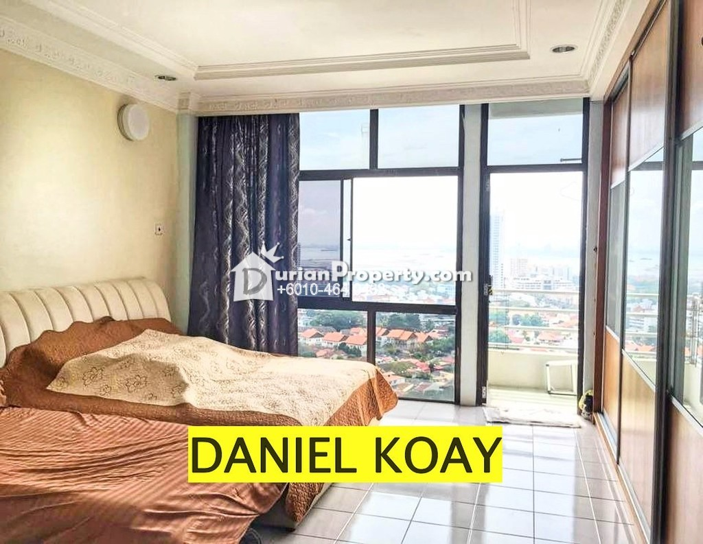 Condo For Sale at Pearlvue Heights, Tanjung Tokong