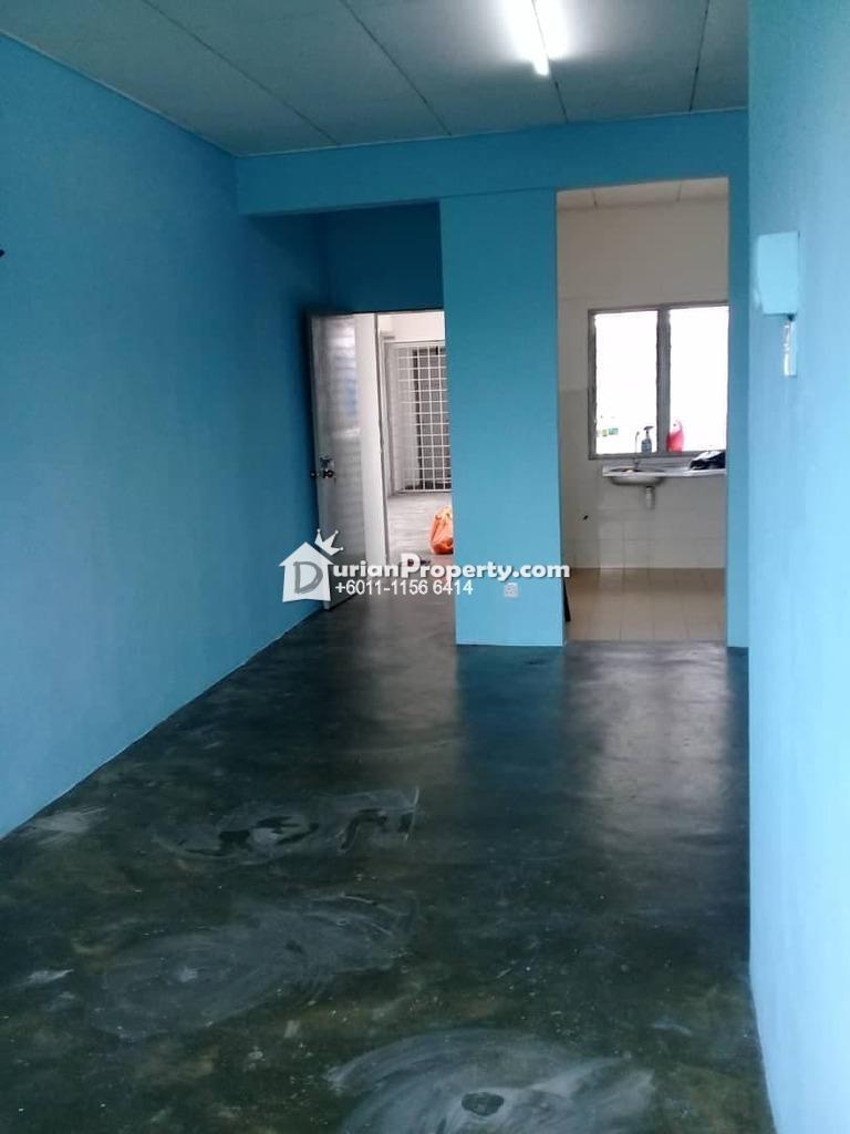 Apartment For Sale at Sri Ros Apartment, Kajang