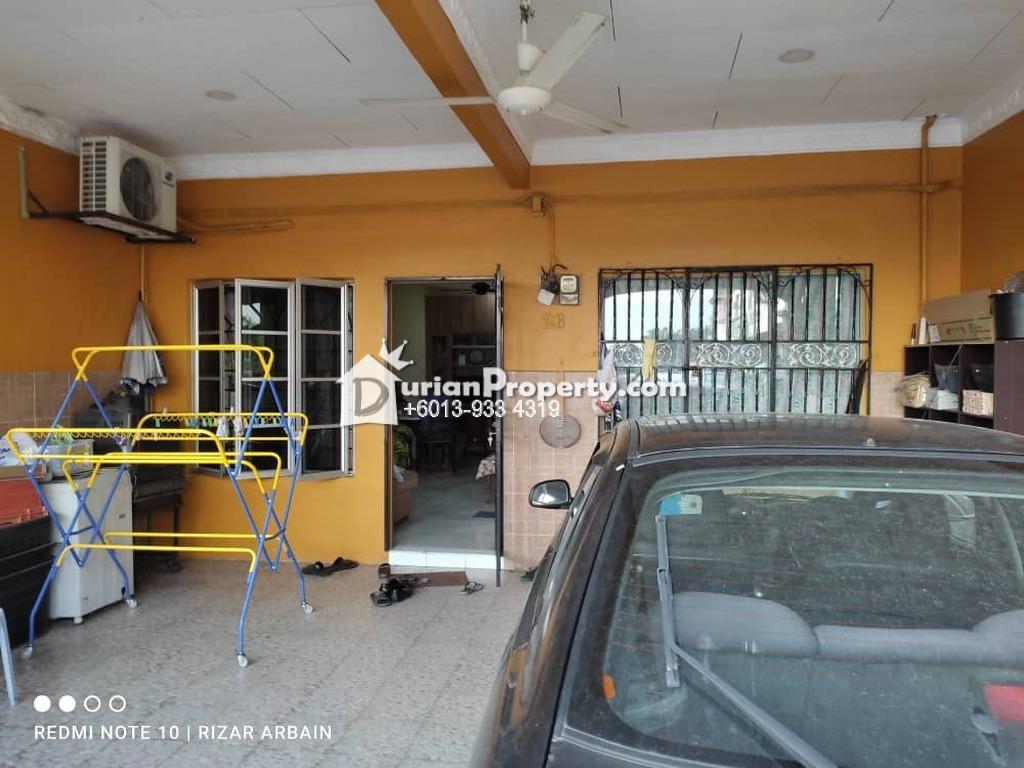 Terrace House For Sale at Taman Sri Intan, Kajang