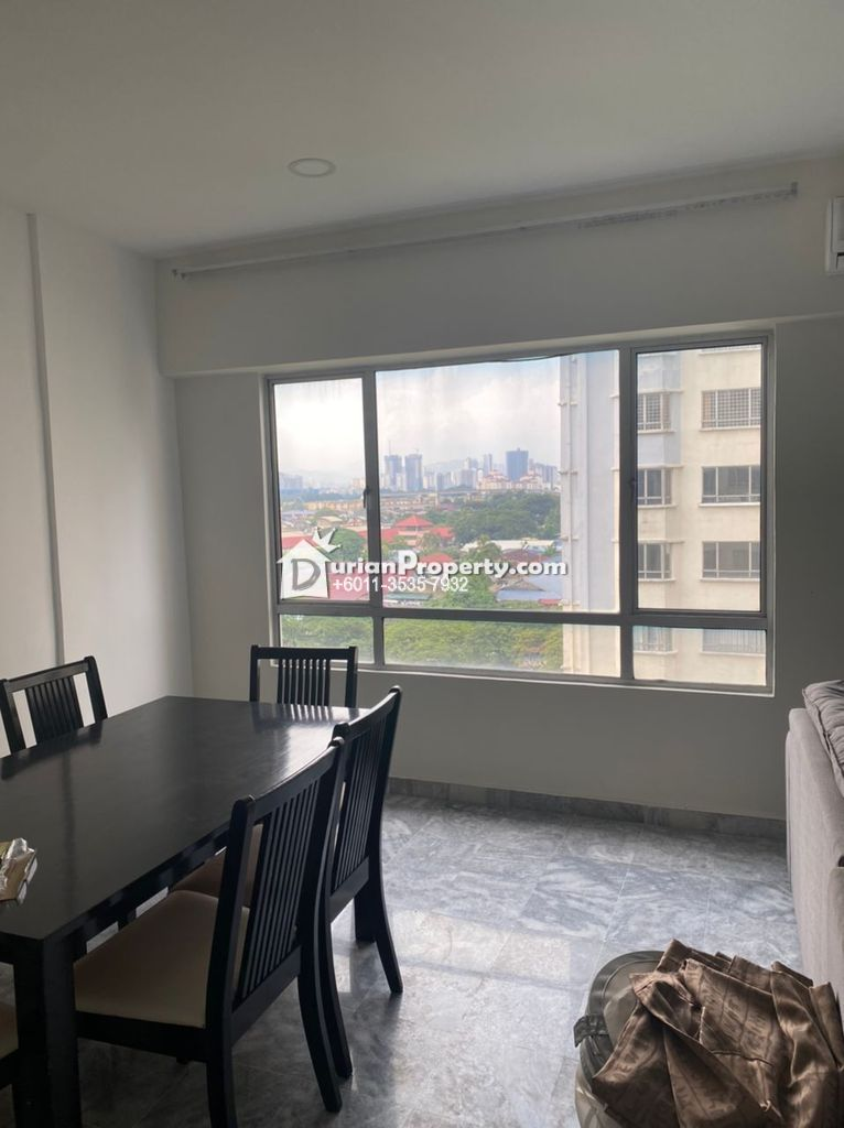 Apartment For Sale at Pertiwi Indah, Cheras