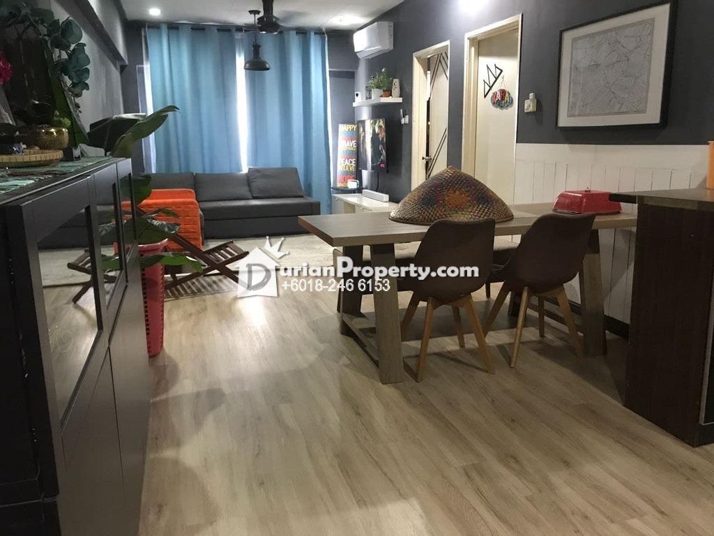 Condo For Sale at Lestari Apartment, Bandar Sri Permaisuri