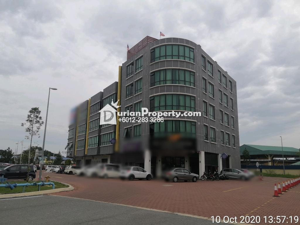 Shop Office For Auction at Panji Curve, Kuala Terengganu