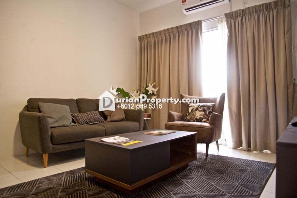 Apartment For Sale at Residensi PR1MA Alam Damai, Alam Damai