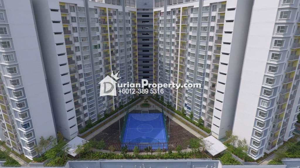 Flat For Sale at Residensi PR1MA Alam Damai, Alam Damai