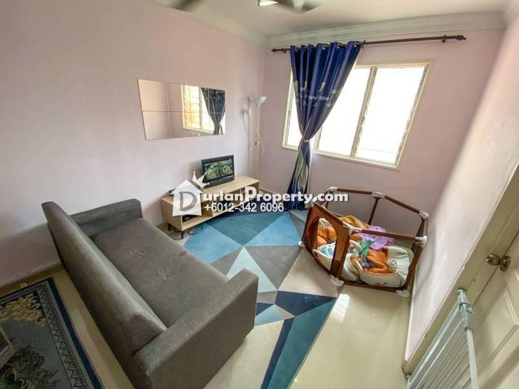 Apartment For Sale at Sri Penara, Bandar Sri Permaisuri