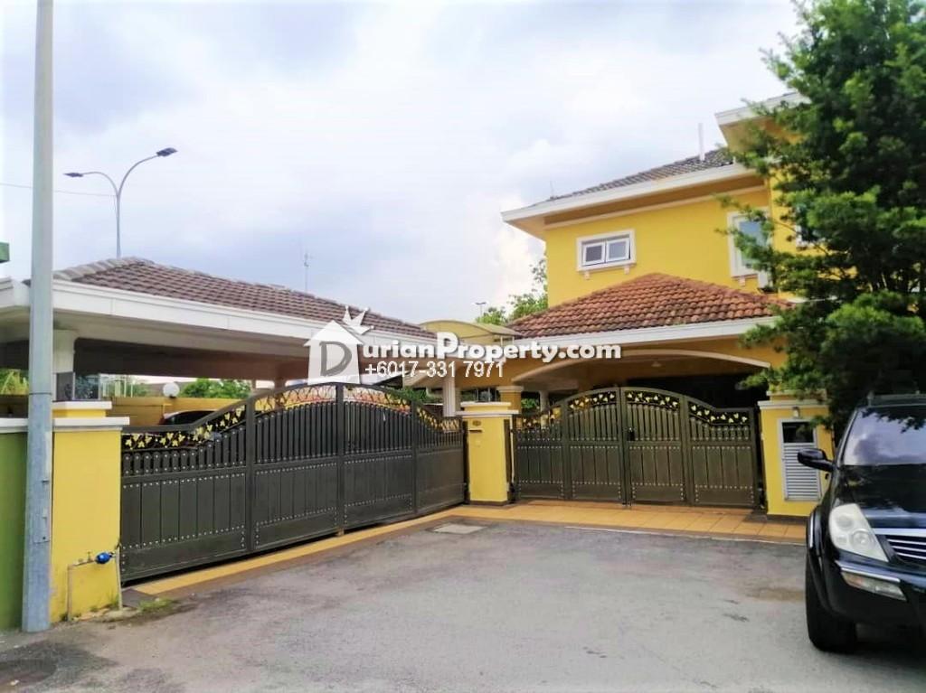 Semi D For Sale at Taman Dagang, Ampang