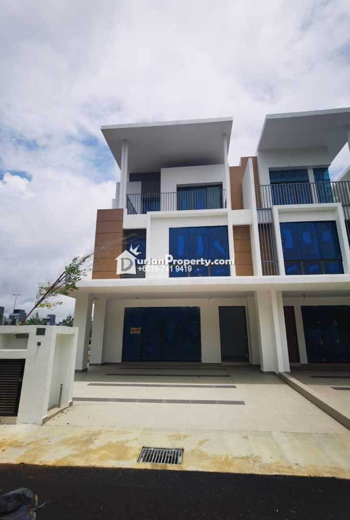 Terrace House For Sale at Cyber 11, Cyberjaya