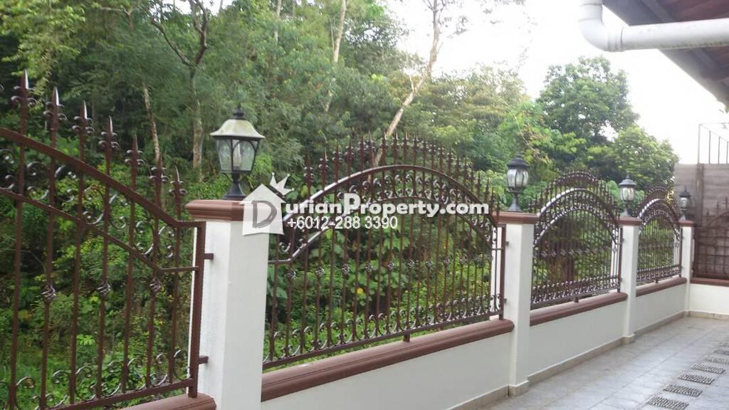 Semi D For Sale at Villa Sri Ukay, Ukay