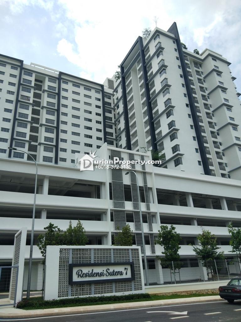 Condo For Sale at Residensi Sutera 7, Kajang