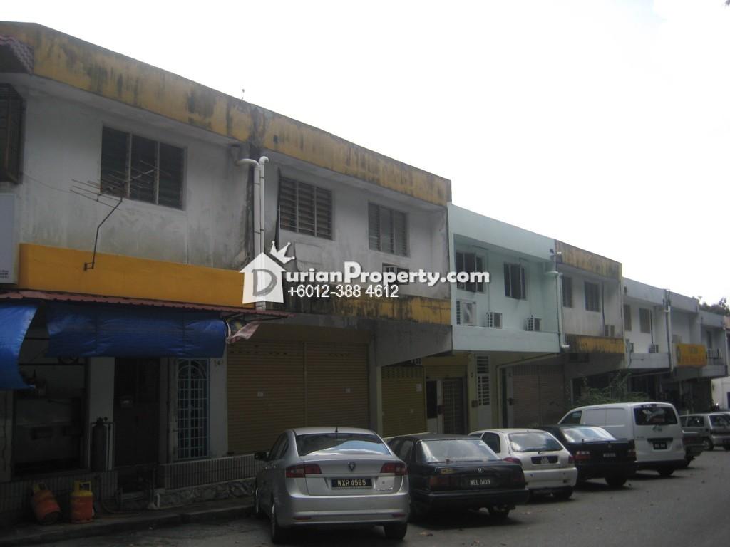 Shop For Sale at Taman Bukit Cheras, Cheras