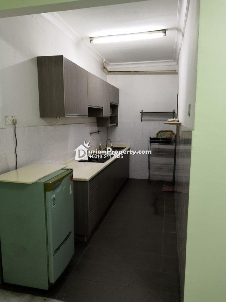 Apartment For Sale at Apartment Subang Perdana 3, Shah Alam