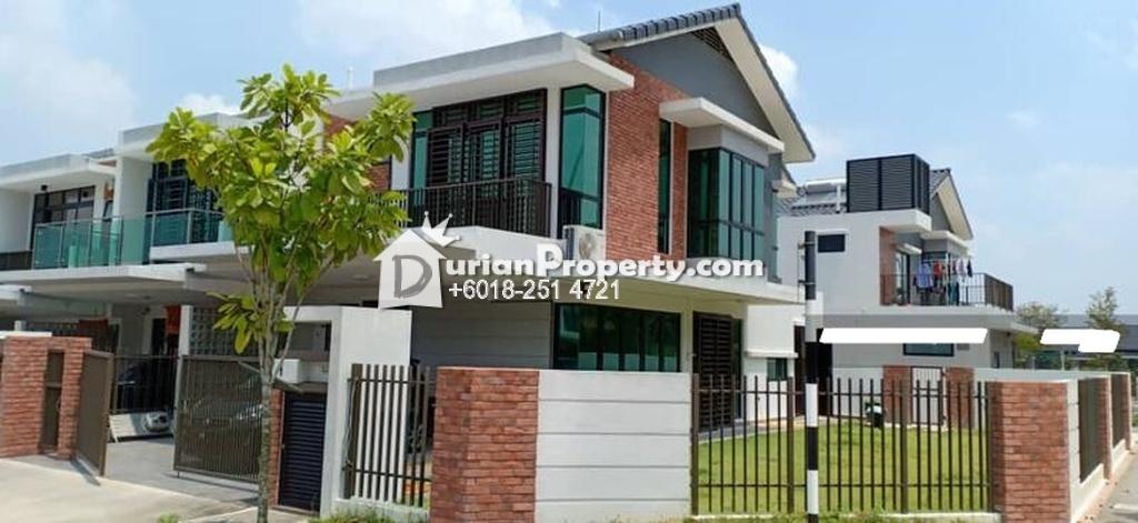 Superlink For Sale at Bandar Sri Permaisuri, Cheras