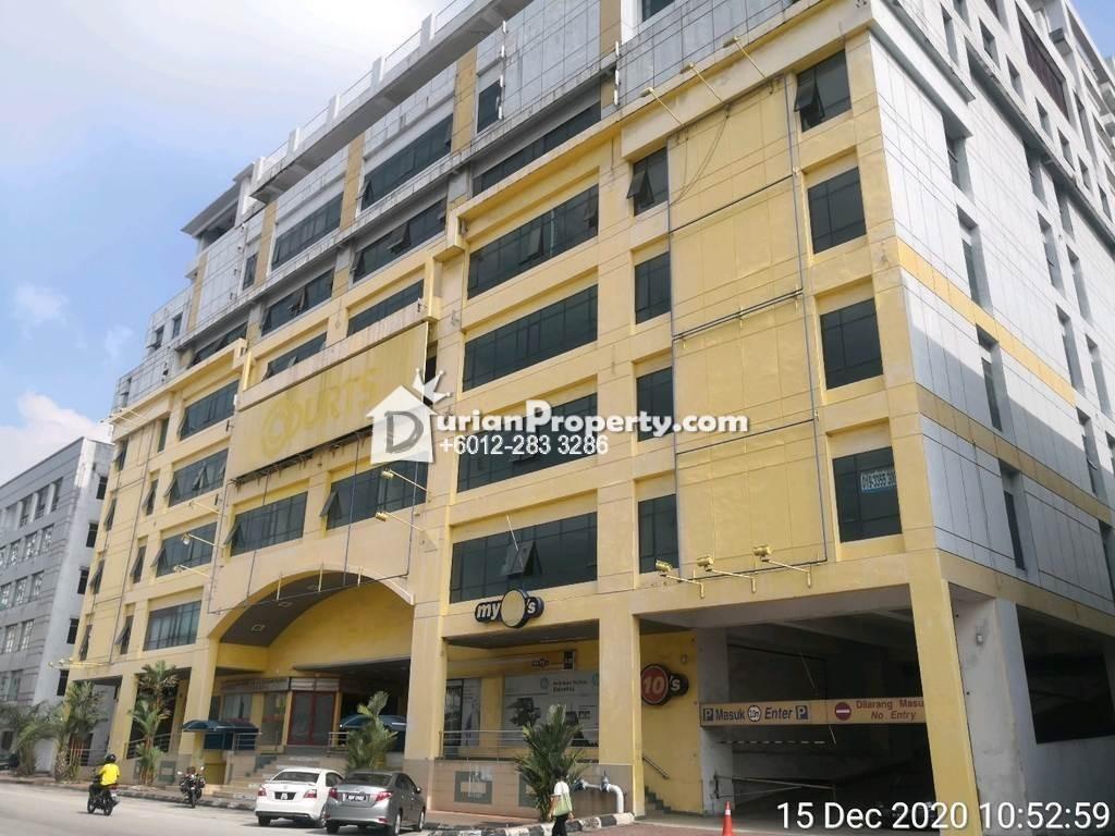 Retail Space For Auction at Klang Digital Mall, Klang