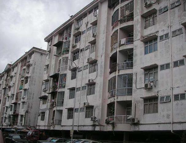 Apartment For At Greenview Apartments Kepong