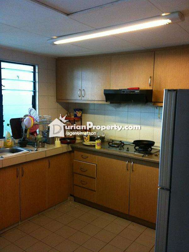 Condo for sale at tiara ampang ampang for rm 530 000 by for Kitchen cabinets college point blvd