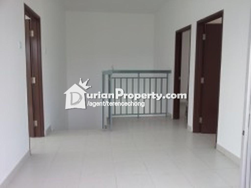 Terrace House For Sale At Hill Park Bandar Teknologi