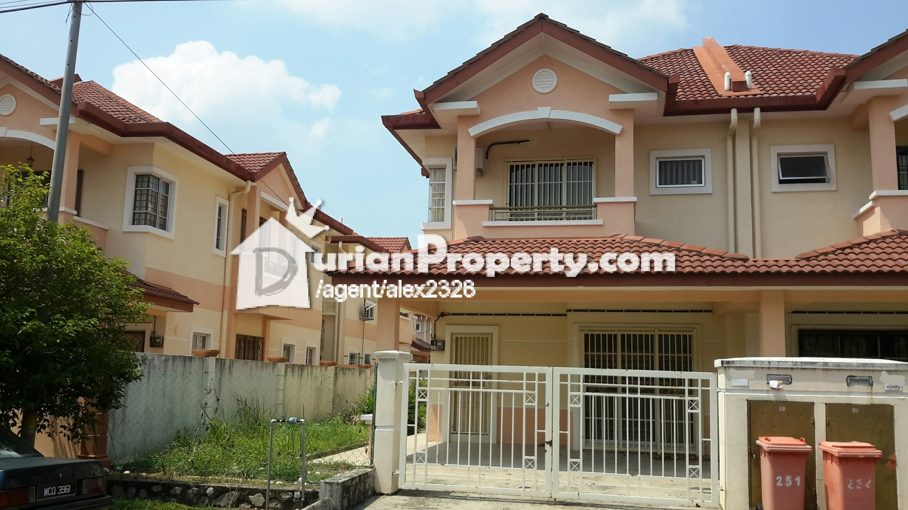 Semi D For Sale At Vision Homes Seremban 2 For Rm 400 000