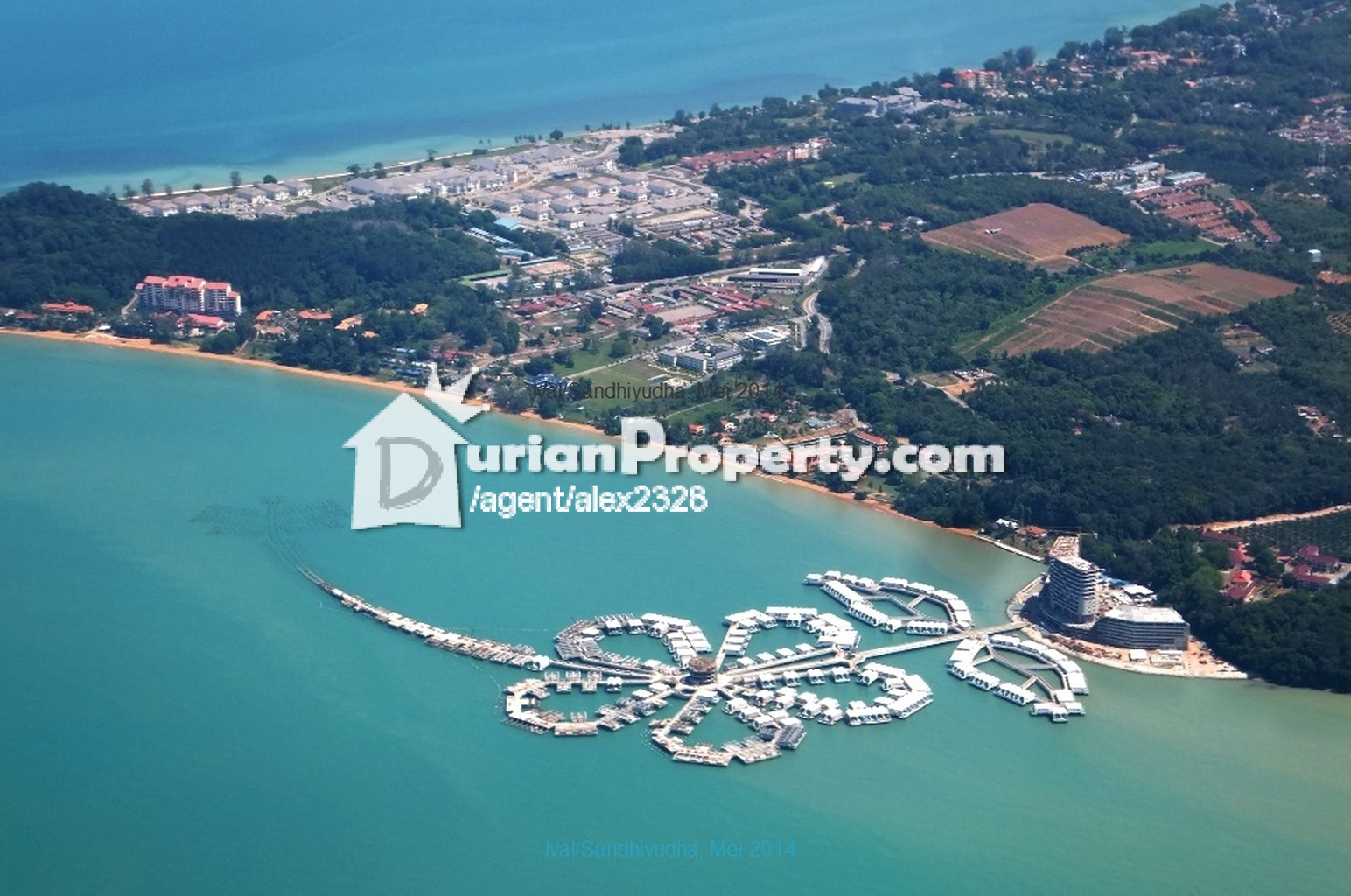 Villa For Sale At Grand Lexis Port Dickson For Rm 580 000