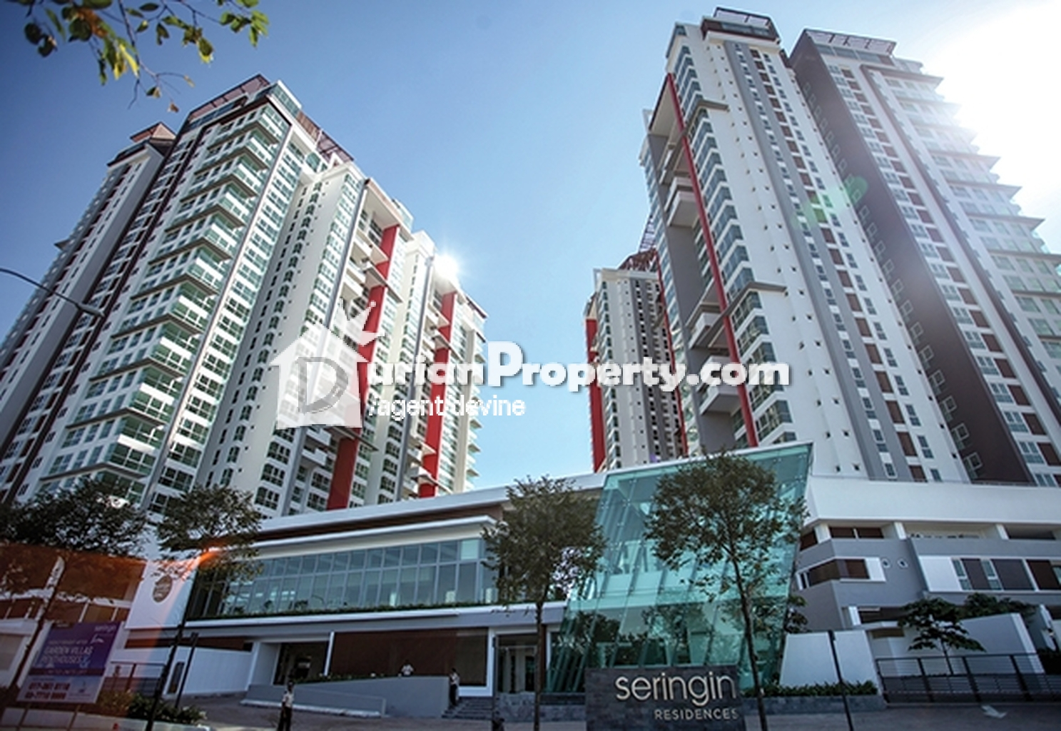 Condo For Sale at Seringin Residences, Kuchai Lama