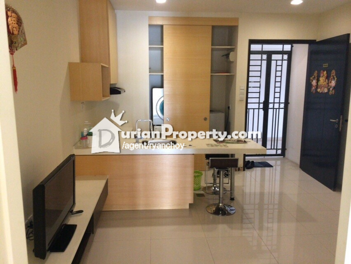 Condo For Rent at Pertama Residency, Cheras