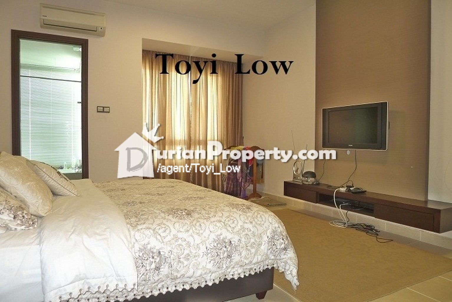 Condo Duplex For Sale At Riana Green East Wangsa Maju For