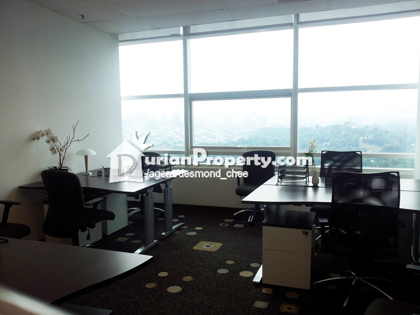 Office For Rent at Axiata Tower, Kuala Lumpur
