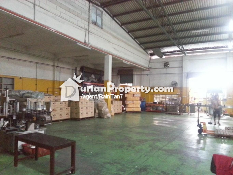 Semi-D Factory For Sale at Kota Kemuning, Shah Alam