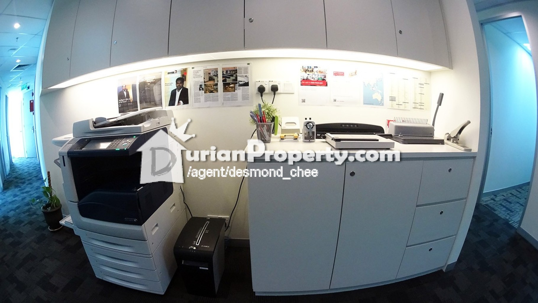 Office For Rent at Solaris Mont Kiara, Mont Kiara