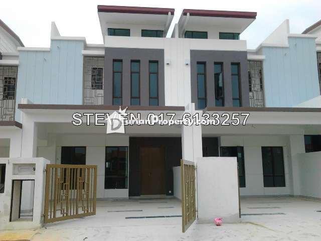 Terrace House For Sale at Setia Indah, Setia Alam