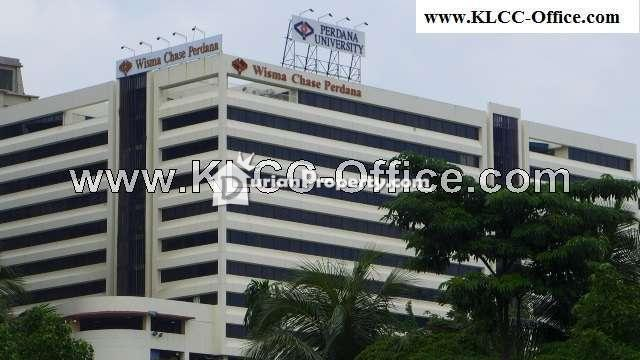 Office For Rent At Wisma Chase Perdana Damansara Heights