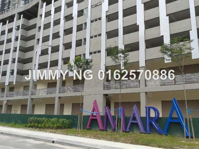 Amara Service Residences Batu Caves Condo For