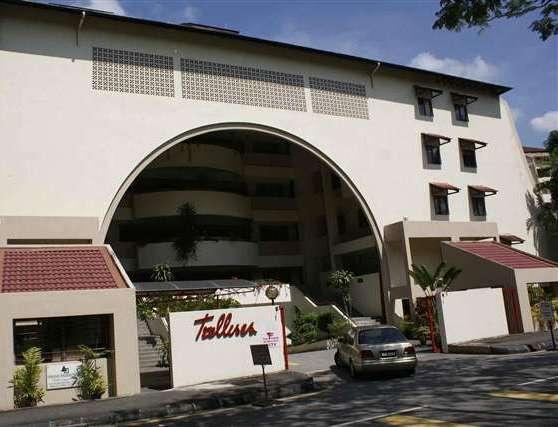 Apartment For Rent At Trellises Ttdi