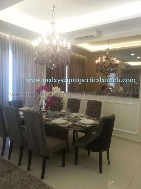 Link Bungalow For Sale at Urbana @ D'Alpinia, Puchong