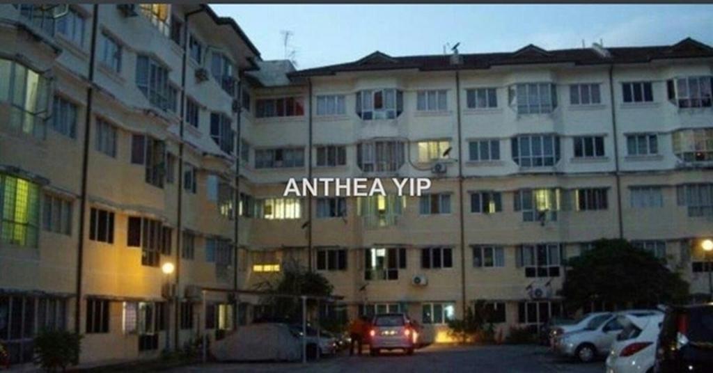 Flat For At Saga Ria Apartment Ampang