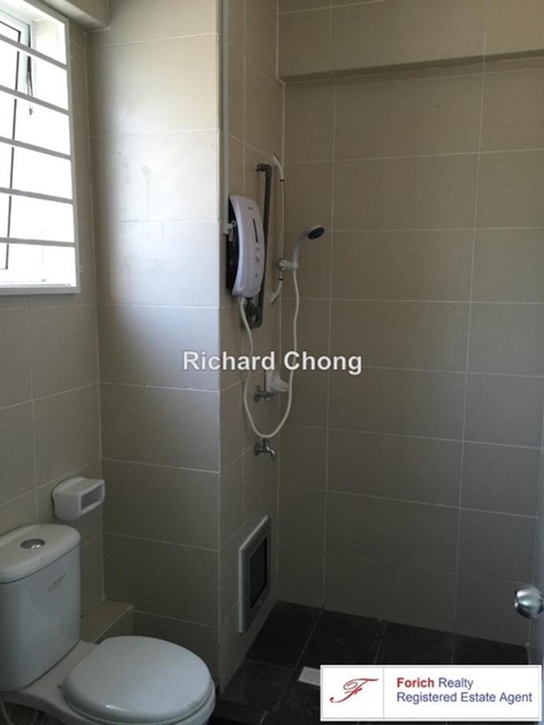 Bathroom Accessories Kota Kinabalu apartment for sale at d'vantage apartment, kota kinabalu for rm