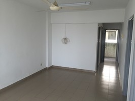 Apartment For Sale at Sri Rakyat Apartment, Bukit Jalil
