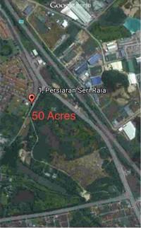 Development Land For Sale at Taman Ipoh Selatan, Ipoh